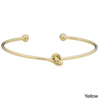 a9c52519a1f Buy Cuff Gold Bracelets Online at Overstock