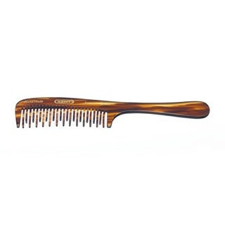 Kent Curved Double Row 7.8-inch Detangling Comb