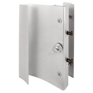 Prime Line C1014 Aluminum Sliding Door Handle Set