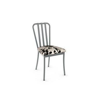 Amisco Club Metal Chair (Set of 2)
