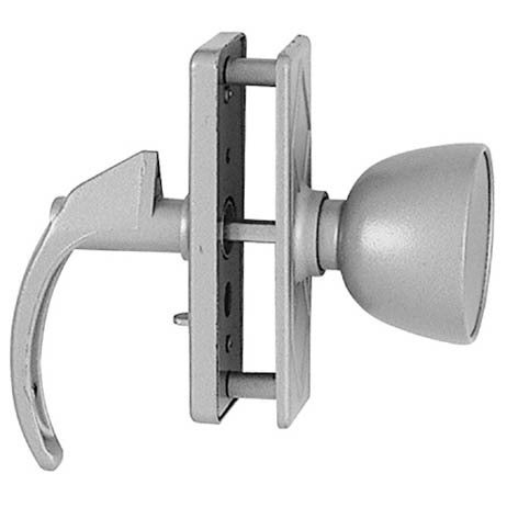 Shop Stanley Hardware 748258 Aluminum Screen Storm Door Latch Knob