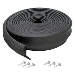 M-D 03723 9' Rubber Garage Door Bottom Seal