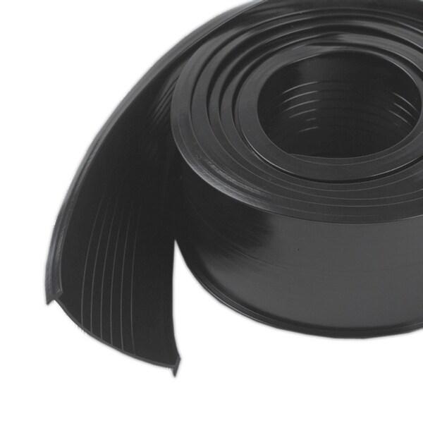 Shop M D 08460 2 Quot X 9 Black Rubber Garage Door Bottom