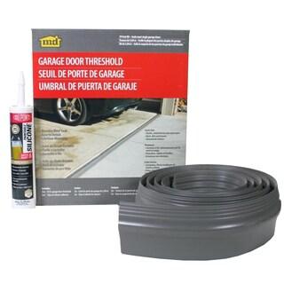 M-D 50100 10' Vinyl Garage Door Threshold