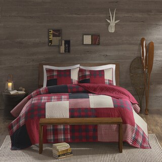 Woolrich Sunset Cotton Printed Pieced Quilt Mini Set