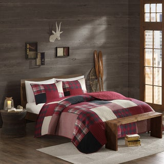 Link to Woolrich Sunset Cotton Printed Pieced Quilt Mini Set Similar Items in As Is