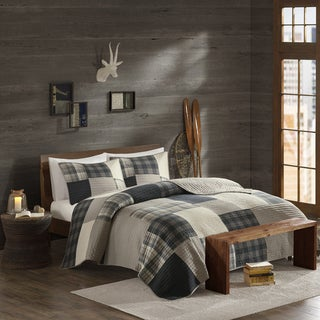 Woolrich Winter Hills Cotton Printed Pieced Quilt Mini Set