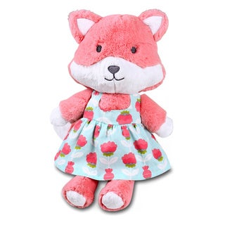 The Peanut Shell Mila Plush Fox Doll