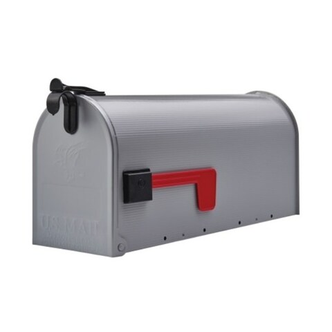 Solar Group ST10 Standard Gauge Galvanized Steel Mailboxes