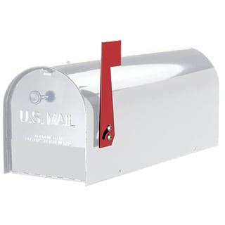 Solar Group TB1W White Tuff Body Mailbox