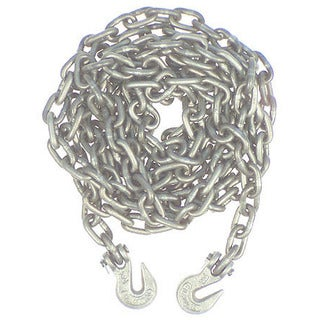 "Campbell 0222925 3/8"" X 20' Binder Chain"