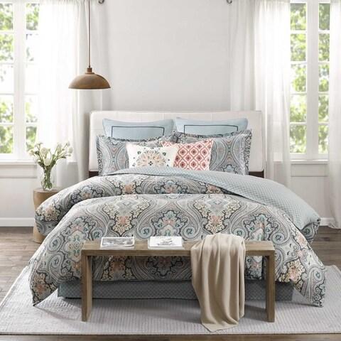 Echo Design Sterling Cotton Comforter Set
