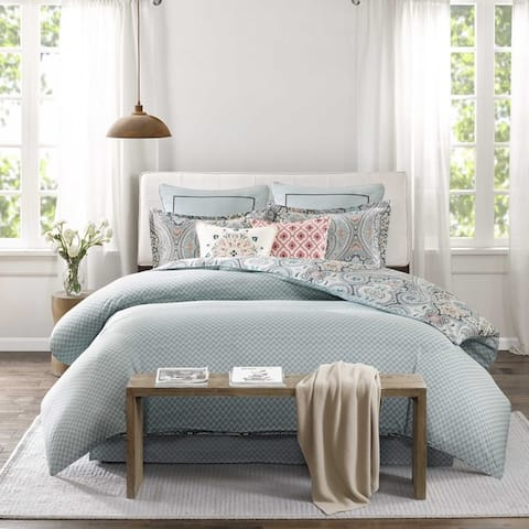 Echo Design Sterling Cotton Comforter Set