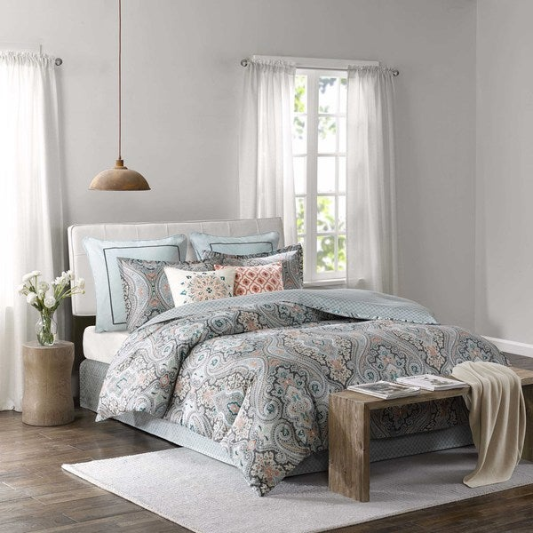 Shop Echo Design Sterling Cotton Comforter Set Free Shipping