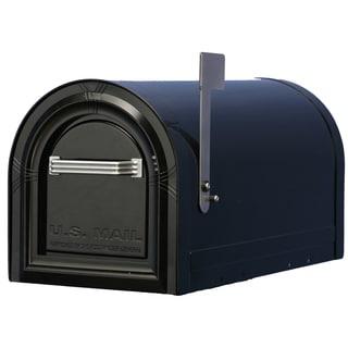 Solar Group WM16KB01 Large Black Wyngate Rural Mailbox