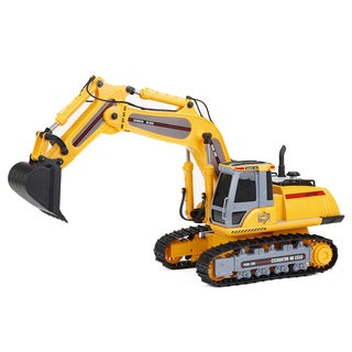 New Bright Remote Control Full Function Excavator