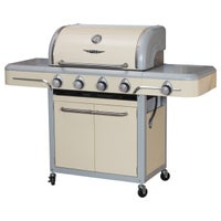 Beige Grills & Outdoor Cooking