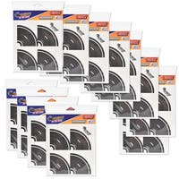 PlayTape Classic Road Series Bundle 2 in. Tight Curves Full Case with 96 Curves