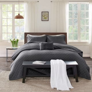 Echo Design™ Montauk Grey Cotton Quilt Mini Set
