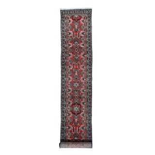 1800getarug Persian Bibikabad XL Runner Perfect Shape Rug (2'10 x 16'6)