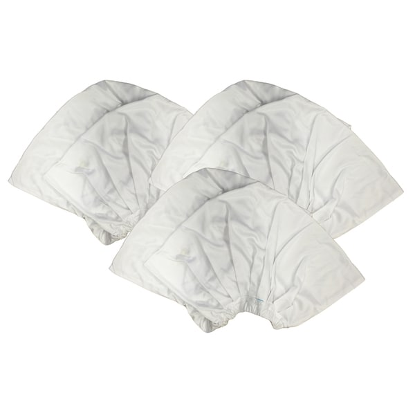 3pk Replacement Filter Bags, Fits Aquabot Pool Cleaners, Compatible with Par 8111 & 8101