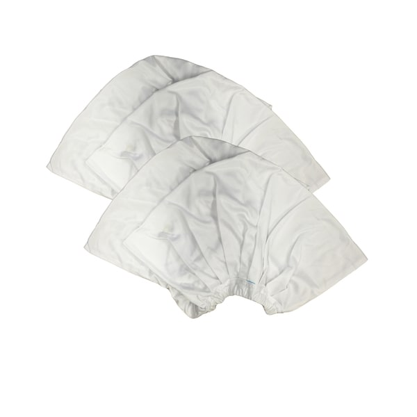 Think Crucial Washable & Reusable Pool Filter Bags for Aquabot 8111 & 8101 (Pack of 2)