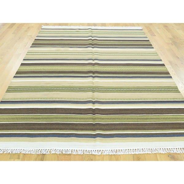Shahbanu Rugs Kilim Wool Flatweave
