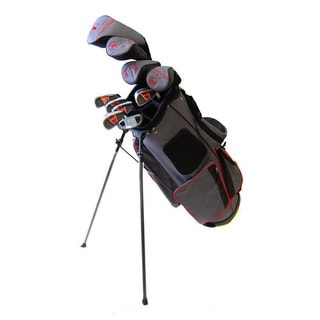Tommy Armour EVO Teen Right-handed Complete Golf Set with Stand Bag
