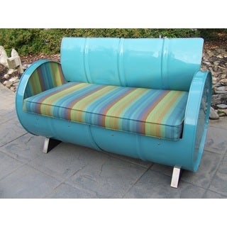 Laguna Indoor/Outdoor Garden Patio Loveseat