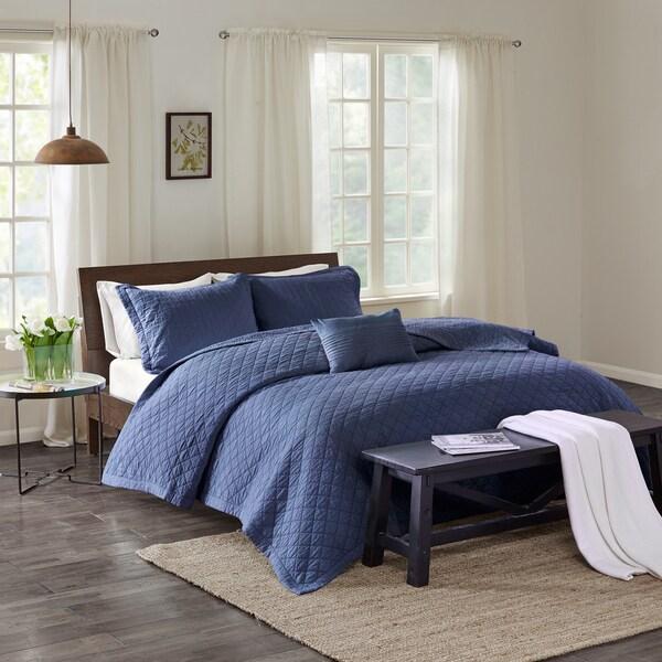 Echo Design™ Montauk Indigo Cotton Quilt Mini Set