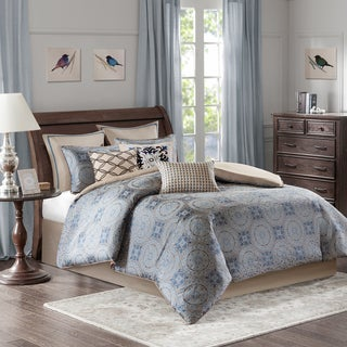 Bombay Benedict Blue Comforter Set