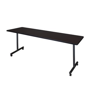 Kobe 84-inch x 24-inch Mobile Training Table