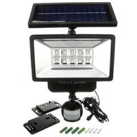 Shop Solar Motion Sensor Security Light Free Shipping