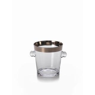 Ice Bucket with Platinum Band