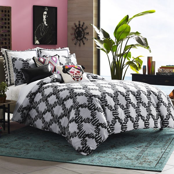 Blissliving Home Zocalo 3-piece Duvet Cover Set