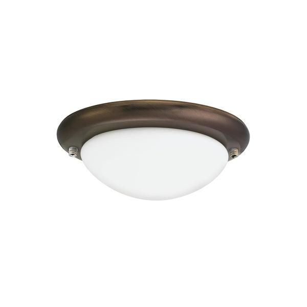 Sea Gull Ceiling Fan Light Kits 1 Light Russet Bronze