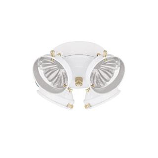 Sea Gull Ceiling Fan Light Kits 4 Light White