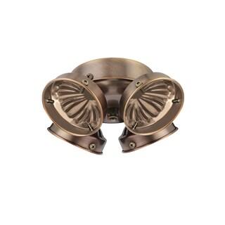 Sea Gull Ceiling Fan Light Kits 4 Light Russet Bronze