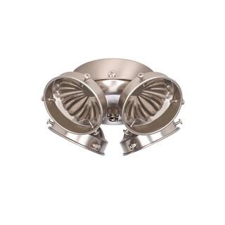 Sea Gull Ceiling Fan Light Kits 4 Light Brushed Nickel