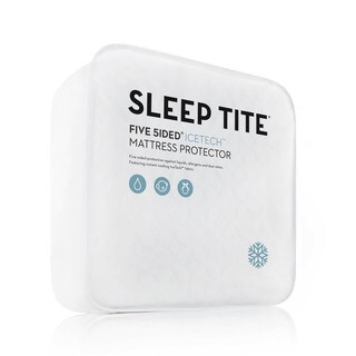 Sleep Tite Five 5ided IceTech Mattress Protector (More options available)