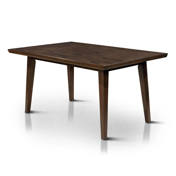 Furniture of america katrin mid century modern style for New style dining table