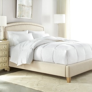 White Down 230 Thread Count Warm Comforter