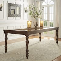 Parisian Rectangular Extending Dining Table by iNSPIRE Q Classic