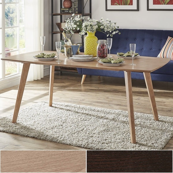 Abelone Scandinavian Dining Table by iNSPIRE Q Modern. Opens flyout.