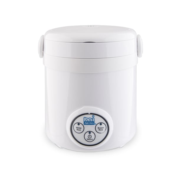 Aroma MRC-903D MI 3-Cup Digital Cool Touch Rice Cooker