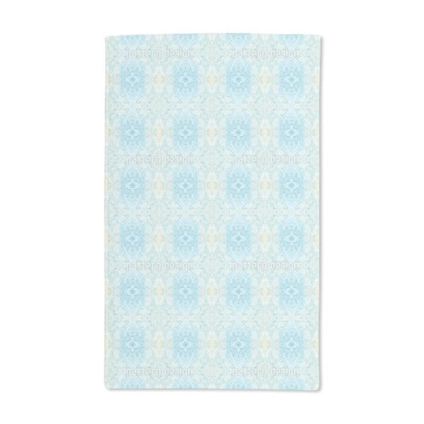 Tenderness of Winterdress Hand Towel (Set of 2)