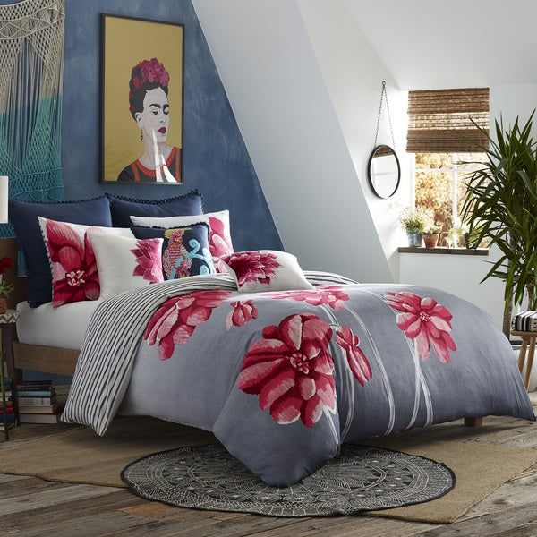 Beau Blissliving Home Frida 3 Piece Duvet Cover Set