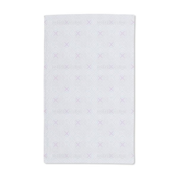 Magic Coordinates Hand Towel (Set of 2)