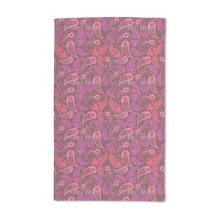 Lovely Paisley Hand Towel (Set of 2)