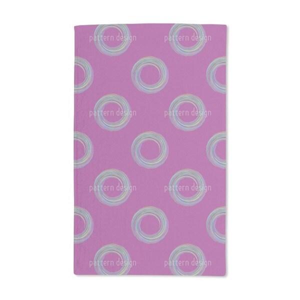 Twister Hand Towel (Set of 2)